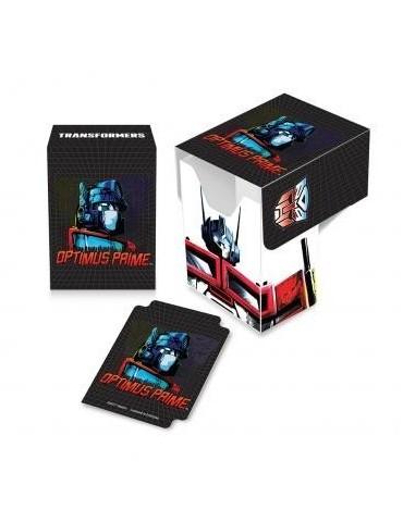 Caja de mazo Optimus Prime...