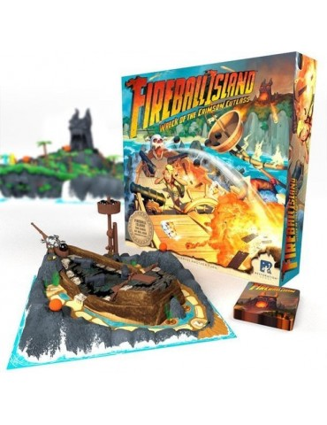 Fireball Island: The Curse...