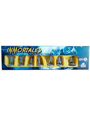 Los Inmortales: El Juego de...
