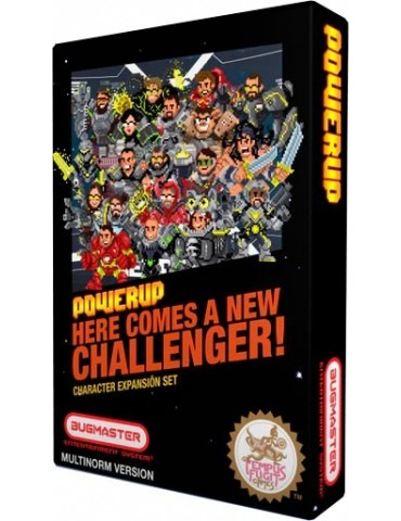 PowerUp: Here Comes A New...