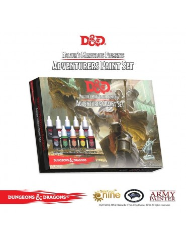 Dungeons & Dragons -...