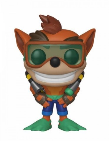 Figura POP Crash Bandicoot...