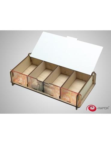 E-Raptor Token Box L:...