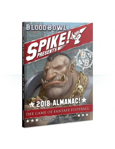 The 2018 Blood Bowl Almanac...