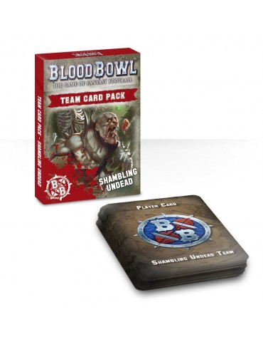 Blood Bowl Cartas de...