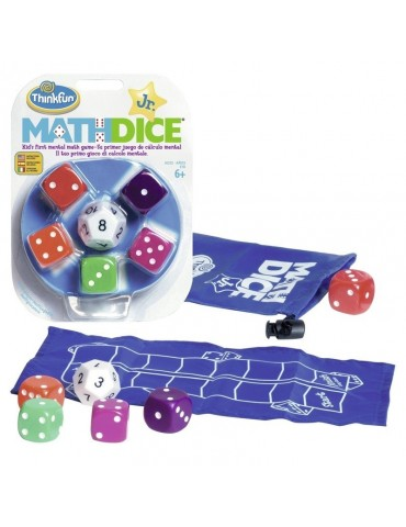 Think Fun: Math Dice Junior