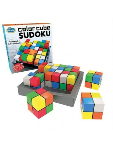 Think Fun: Color Cubes Sudoko