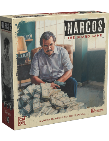 Narcos: The Board Game...