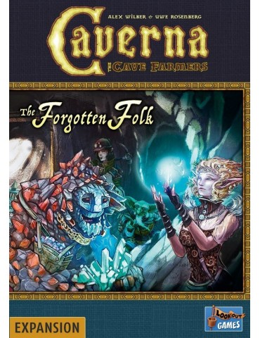 Caverna: The Forgotten Folk...