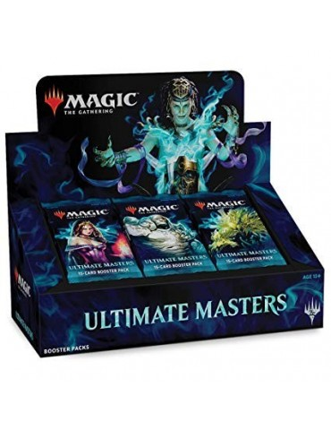 Magic: Ultimate Masters...