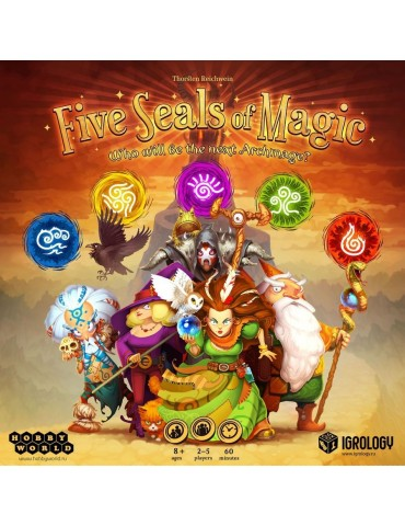 Five Seals of Magic