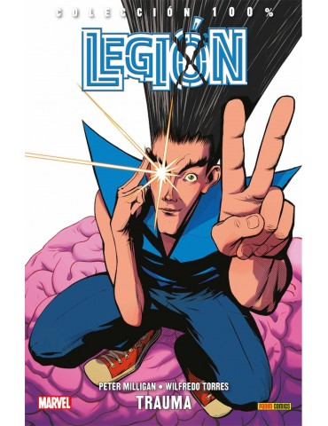 Legion: Trauma