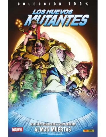 Los Nuevos Mutantes. Almas...
