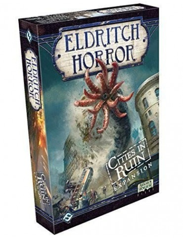 Eldritch Horror: Cities in...