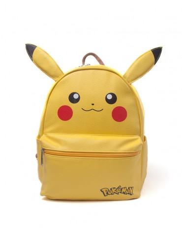 Mochila Pokémon: Pikachu