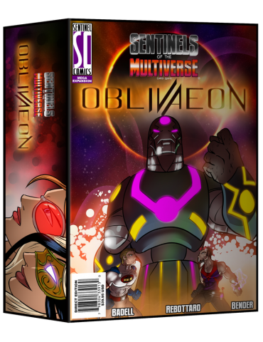 Sentinels of the Multiverse...