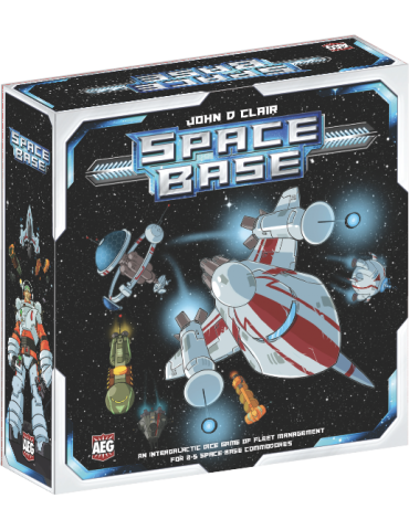 Space Base (Inglés)