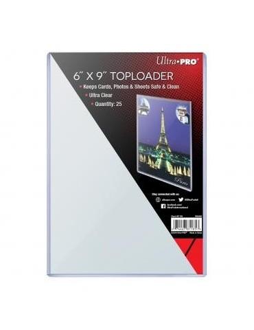 Funda Toploader Ultra Pro...