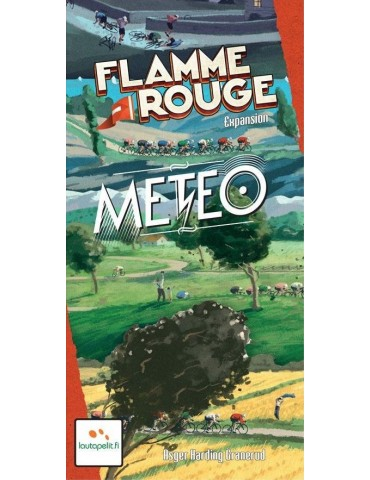 Flamme Rouge: Meteo (Inglés)