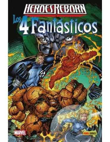 Heroes Reborn: Los 4...