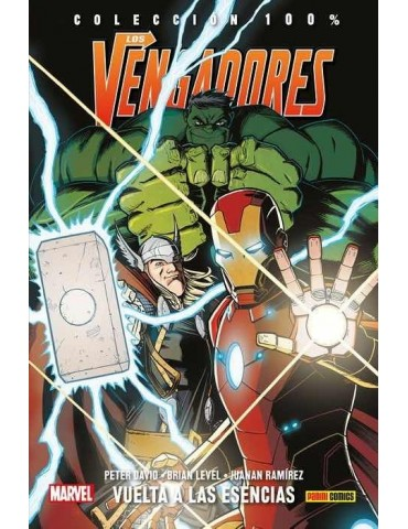 Los Vengadores: Vuelta a...