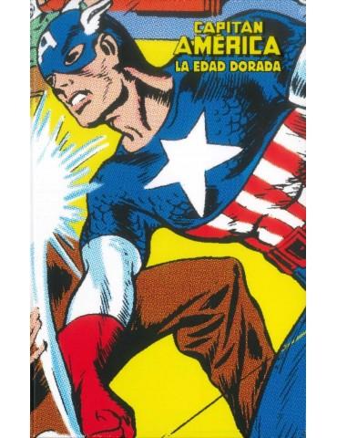 Capitán América la Edad...