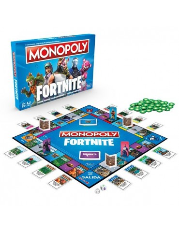 Monopoly Fortnite (Castellano)