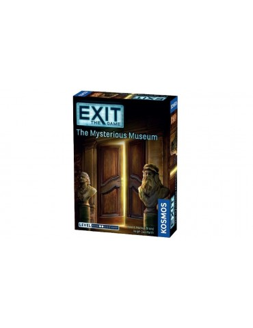 Exit: The Mysterious Museum...