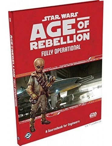 Star Wars: Age of Rebellion...
