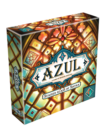 Azul: Stained Glass of...