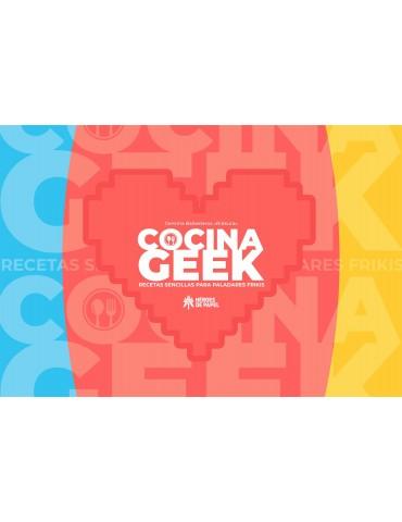 Cocina Geek. Recetas...