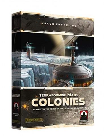 Terraforming Mars: Colonies...