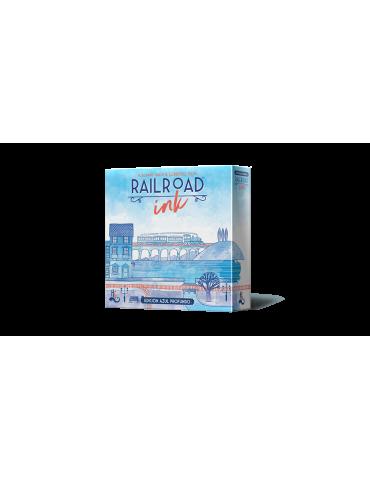 Railroad Ink: Edición azul...