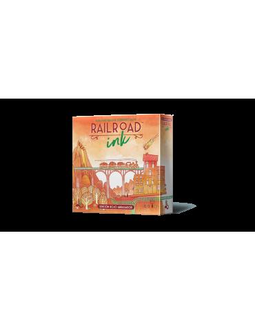 Railroad Ink: Edición rojo...