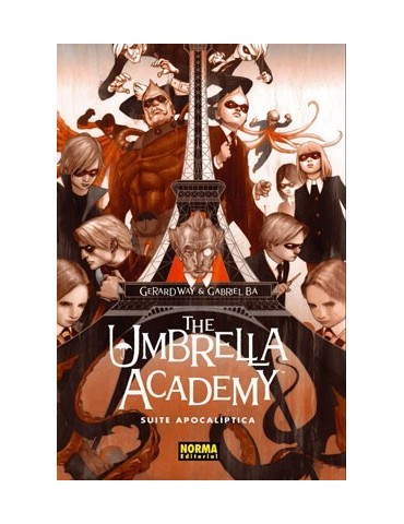The Umbrella Academy 1:...
