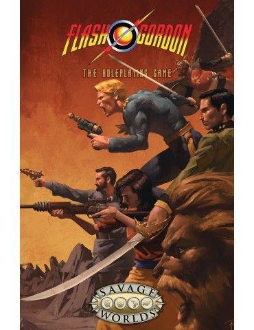 Flash Gordon RPG (Edición...