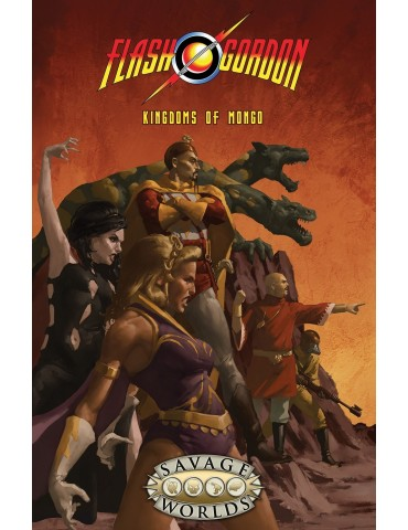 Flash Gordon RPG: Kingdoms...