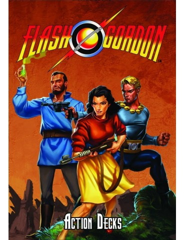 Flash Gordon RPG: Double...