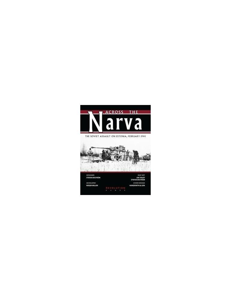 Revolution Games Across the Narva The soviet assault on Estonia February 1944