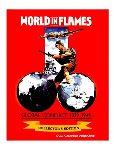 World in Flames Collector's...