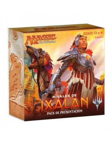 Magic: Rivales de Ixalan -...