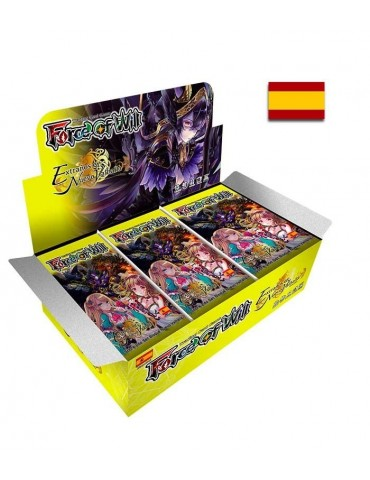 Force of Will: Extraños en...