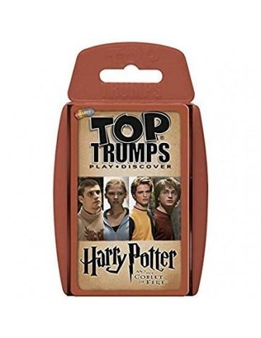 Top Trumps Harry Potter y...