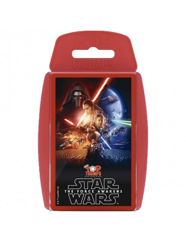 Top Trumps Star Wars: El...