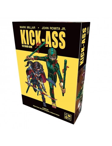 Kick-Ass: The Board Game...
