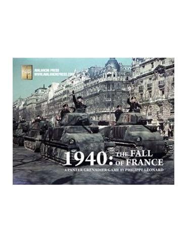 Panzer Grenadier: 1940 -...