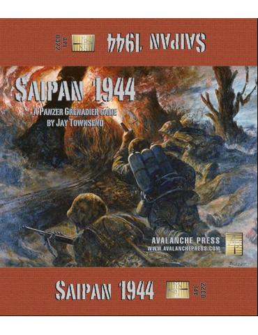 Panzer Grenadier: Saipan 1944