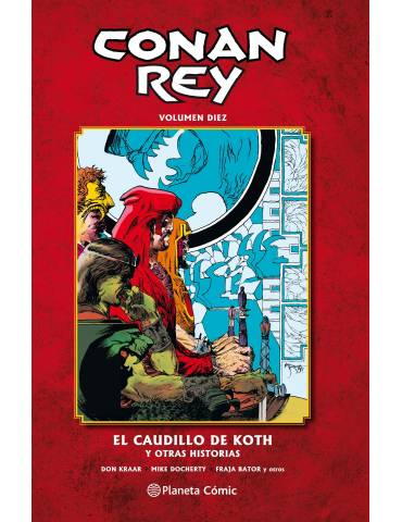 Conan Rey Nº10/11