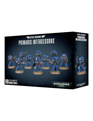 Space marines: Primaris...