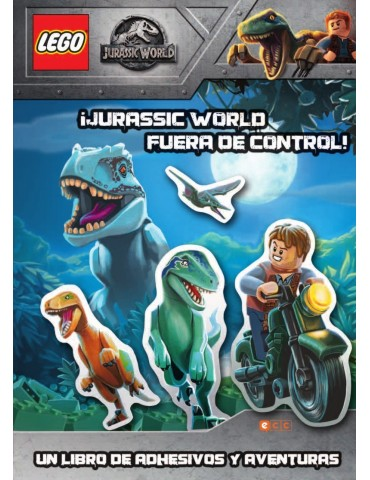 LEGO Jurassic World....